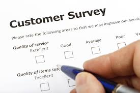 survey your customers