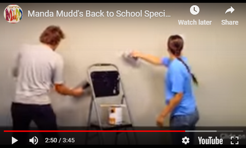 Click here to watch Manda Mudd be applied