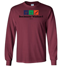 Long Sleeve Tee w Logo