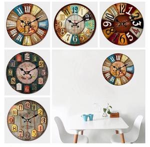 16 inch Vintage Wall clocks