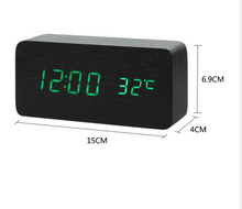 alarm clock measurements