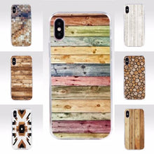 Wood Choice iPhone cases-colored pallet