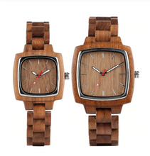 his and her wood watches-main