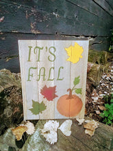 Its Fall pallet wood sign