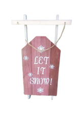 Let it snow background remover
