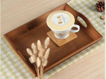 Medium wood pallet tray