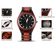 Popular wood watch-the specifics of