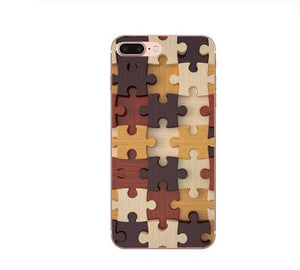 puzzle piece iphone case