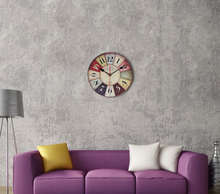 roman clock is a great addition to any decor