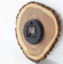 tree ring clock back view
