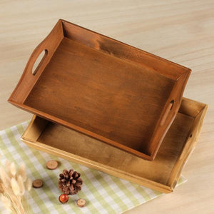 Wood Pallet trays