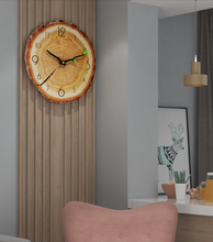 wall clock hanging