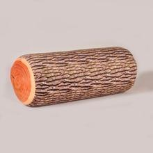 cedar log pillow