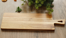 cutting board-side view