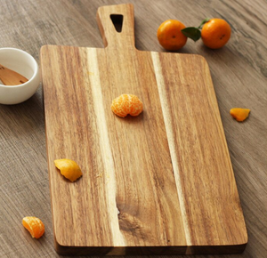 cutting board-pretty wood