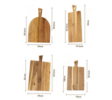 Acacia Wood Cutting Boards