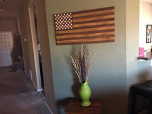 old glory pallet flag
