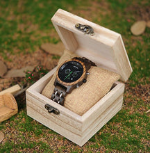 Hi Tech Wood Watch