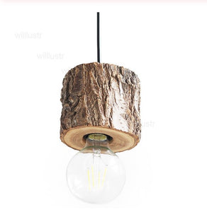 log cabin light