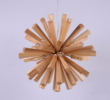 wood burst oak light-off