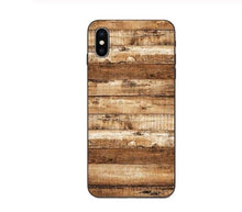 pallet wall wood iphone case