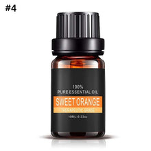 sweet orange oil