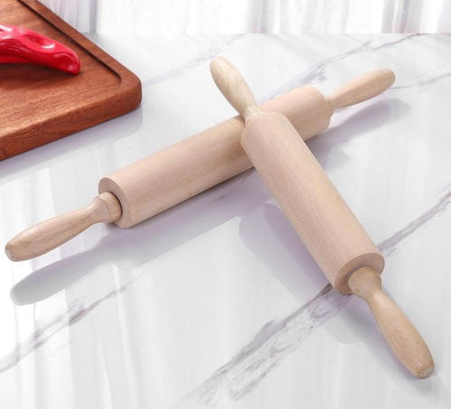Classic Wood Rolling Pin