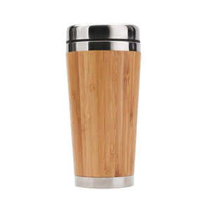 wood grain stainless steel tumbler