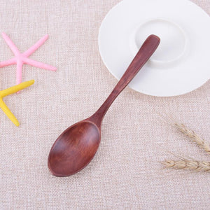 wood spoon darker color