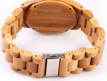 Woody Watch closed clasp