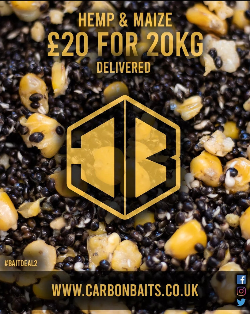 Bait Deal 2 £20 Fresh Delivery Free