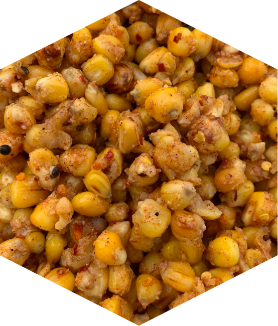 Peri peri Maize | Fresh particle