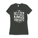 Seltzer Kings - Women's Logo T-Shirt