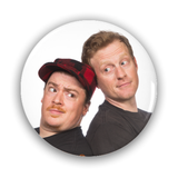 Danny and Mike - The Hat Button