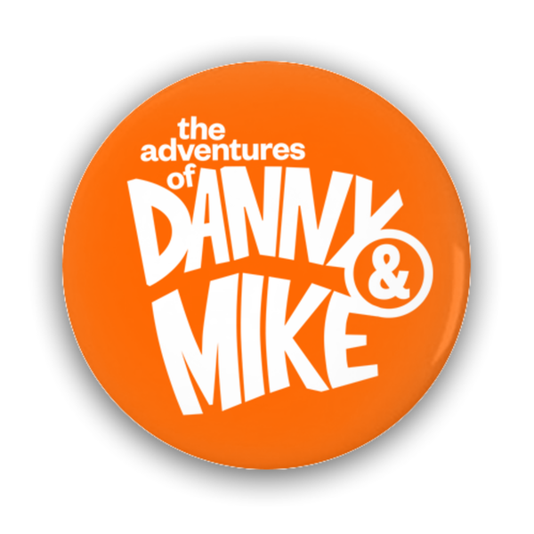 Danny and Mike - Logo Button
