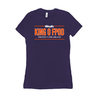 Danny and Mike - Women's King o fPod T-Shirt