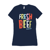 Fresh Beef - Women's Logo T-Shirt