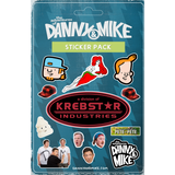Danny and Mike - Kiss Cut Sticker Sheet