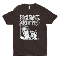 Danny and Mike - Nostalgia Personified Metal T-Shirt