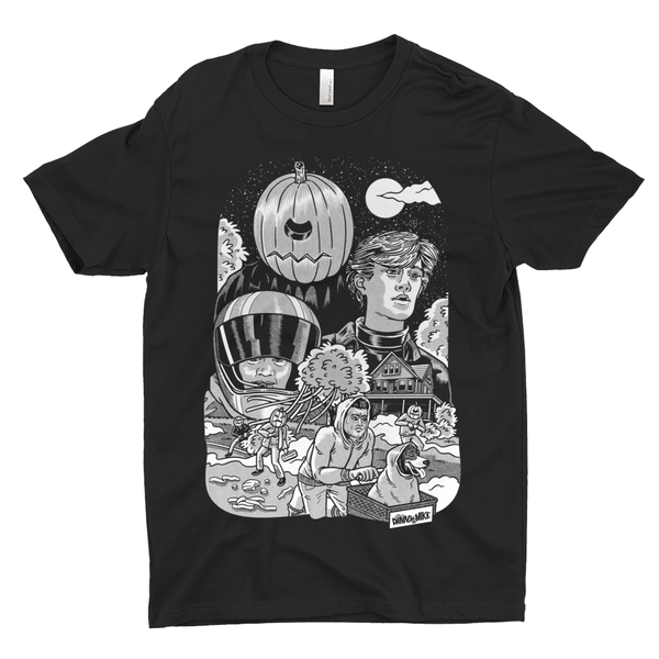 Danny & Mike - Halloweenie 2019 T-Shirt
