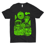 Danny & Mike - Halloweenie 2019 T-Shirt (Green)