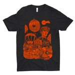 Danny & Mike - Halloweenie 2019 T-Shirt (Orange)