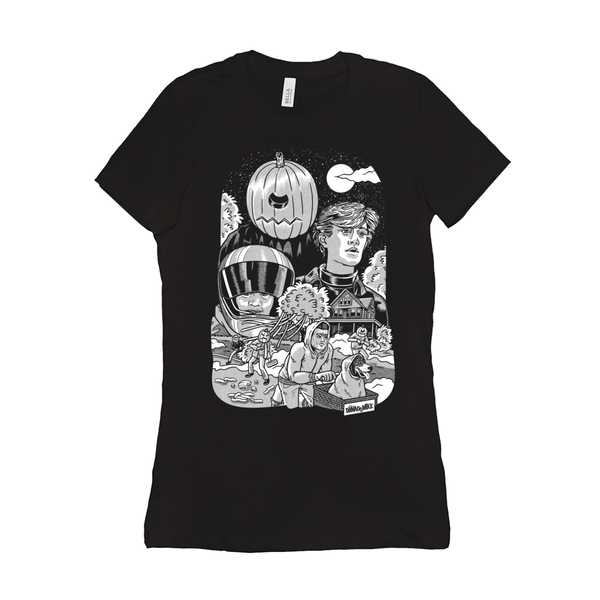 Danny & Mike - Halloweenie 2019 Women's T-Shirt