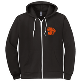Danny & Mike - Halloweenie Zip-Up Hoodie (Black/Orange)