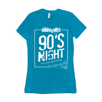 Danny and Mike - 90's Night Women's T-Shirt