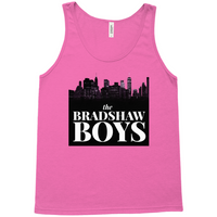The Bradshaw Boys - Logo Tank Top T-Shirt