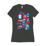 Jounce - Blocks Women's T-Shirt