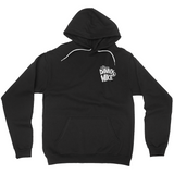 Danny & Mike - Halloweenie Pullover Hoodie (Black/White)