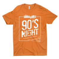 Danny and Mike - 90's Night T-Shirt
