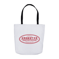Danny and Mike - Krebstar Tote Bag (Red)